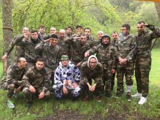 7. CHALLENGE : BOOT CAMP - ANNECY
