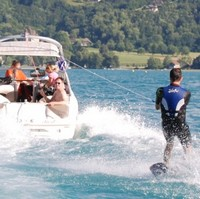 ski nautique annecy