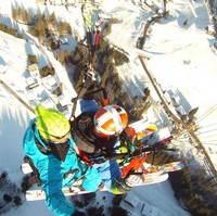ski parapente annecy